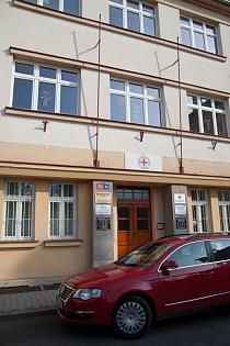 budova Studia Jóga v Tylovce